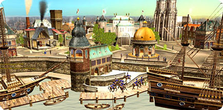 Apple - Games - Articles - Age of Empires III