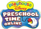 Playhouse Disney Preschool Time Online