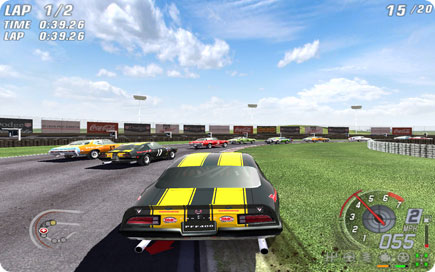 Apple Games Articles Toca Race Driver 3