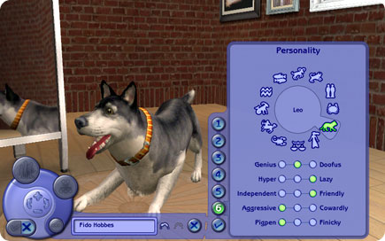 Sims 3 best friends with werewolf no option to turn